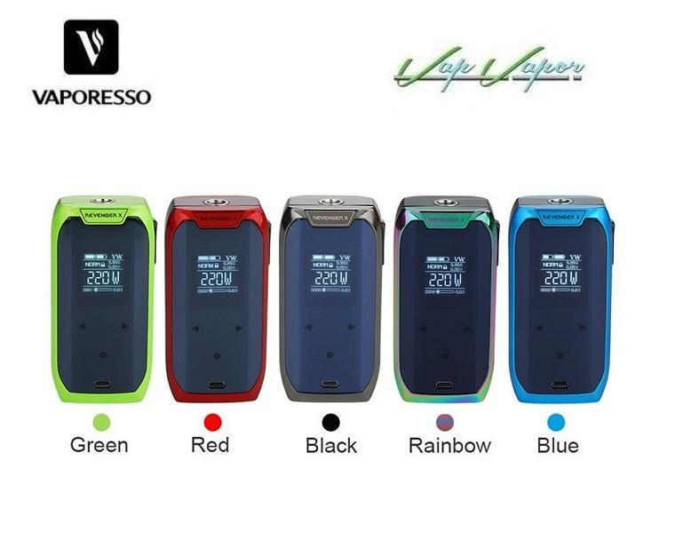 Mod Revenger X Vaporesso Express Kit