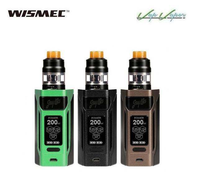 Mod Wismec Reuleaux RX2 20700 200W Kit Completo - Ítem2