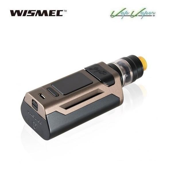 Mod Wismec Reuleaux RX2 20700 200W Kit Completo - Ítem7