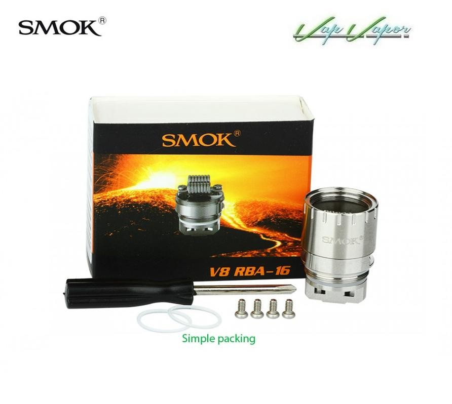 SMOK TFV8 RBA 16 Kit de reparación