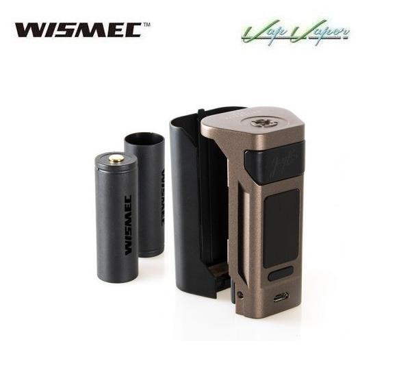 Mod Wismec Reuleaux RX2 20700 200W Kit Completo - Ítem3
