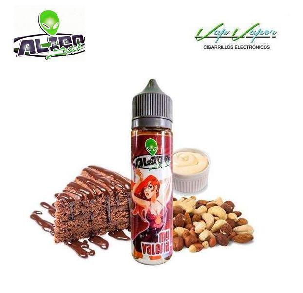 Alien Juice My Valeria 50ml (0mg)