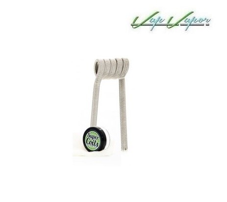 Pack 2 resistencias Alien SuperCoils 0.16/ 0.24ohm