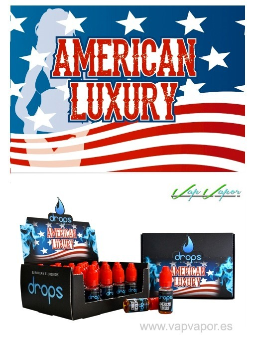 DROPS - American Luxury - 10ml y 30ml - Ítem2