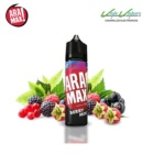 Aramax Berry Mint 50ml (0mg) Bayas y Menta 75VG/25PG