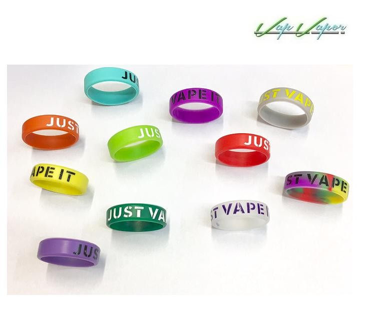 Anillo Protector de Silicona 22mm ( Just Vape It)