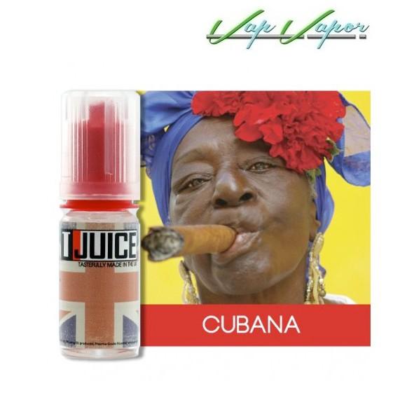 AROMA - Tjuice Cubana 30ml