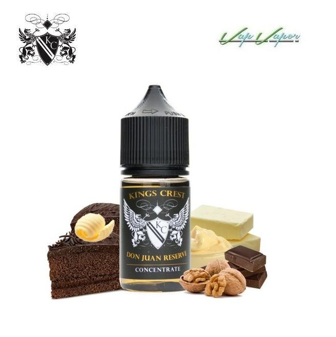 AROMA Don Juan RESERVA 30ml 0mg - Kings Crest