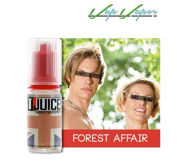 AROMA - Tjuice Forest Affair 10ml 30ml - Ítem1