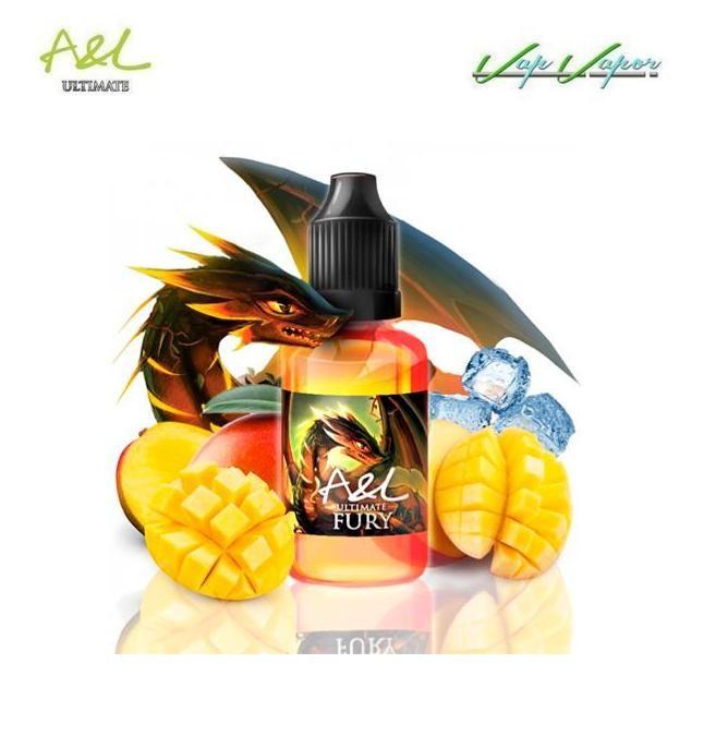 AROMA A&L Ultimate Fury 30ml Mango + Frescor