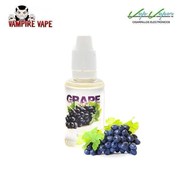 AROMA - VAMPIRE VAPE Grape (Uva) 30ml