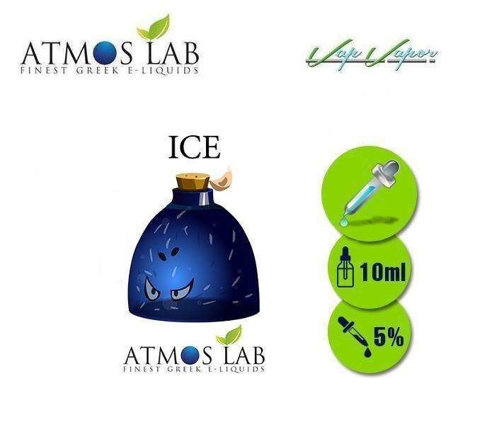 AROMA Atmos lab Ice (Hielo) 10ml