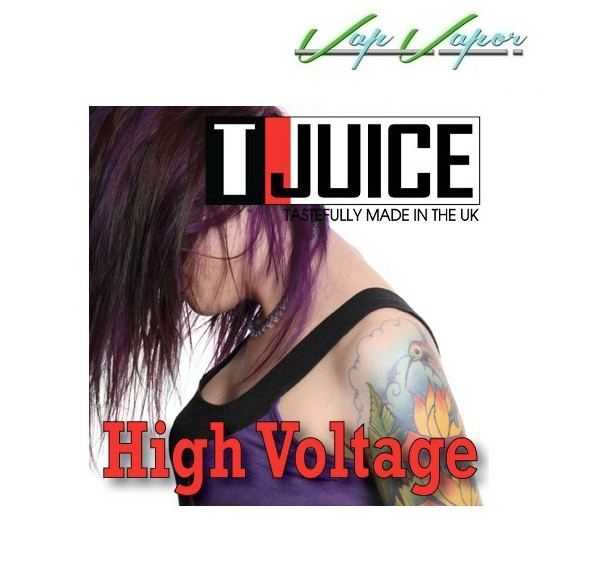 AROMA - Tjuice Hight voltage 10ml 30ml