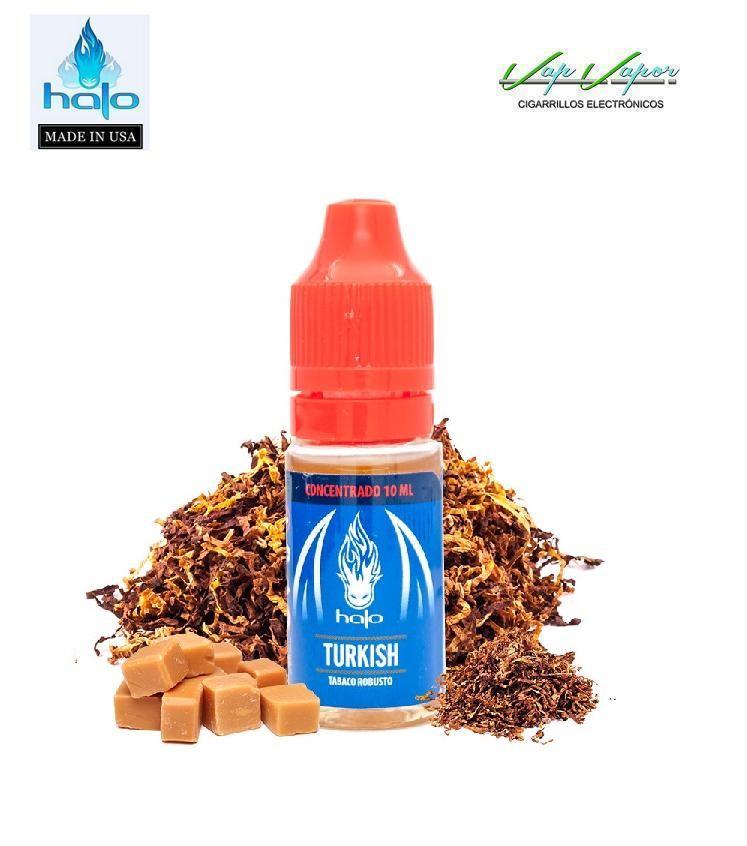 FLAVOUR Halo Turkish Tobacco 10ml
