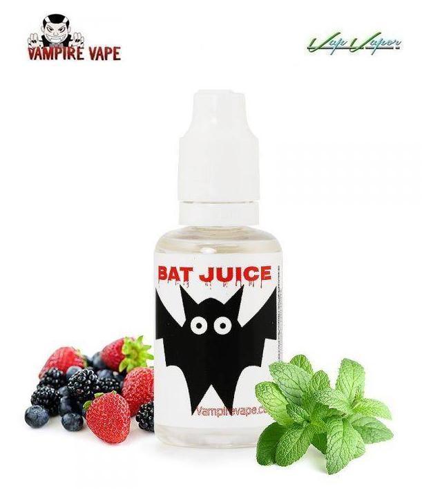 AROMA - VAMPIRE VAPE Bat Juice 30ml