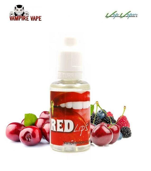 AROMA - VAMPIRE VAPE Red Lips 30ml