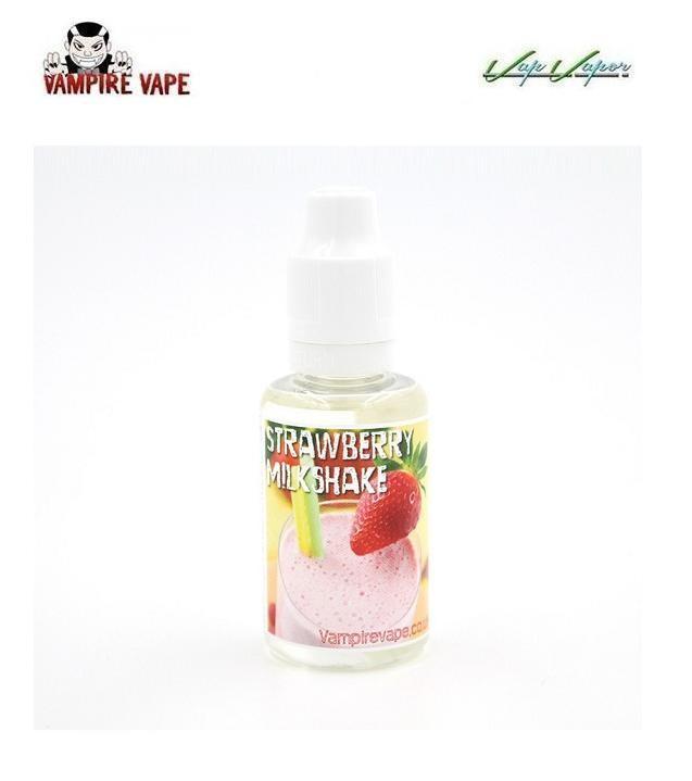 AROMA - VAMPIRE VAPE Strawberry Milkshake 30ml