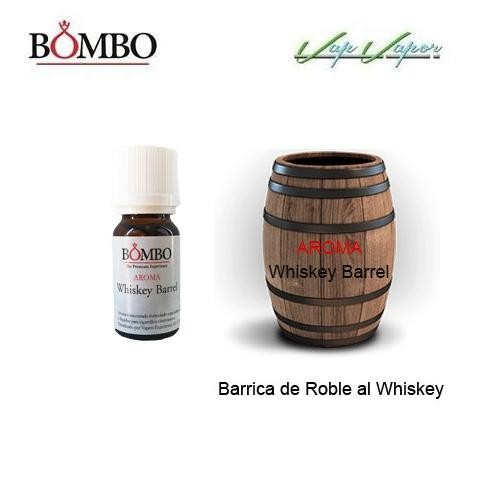 AROMA / MOLÉCULA Bombo Barrica Whiskey 10ml