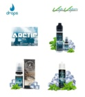 DROPS - Artic Attraction 10ml / 30ml / 50ml (0mg) / 60ml