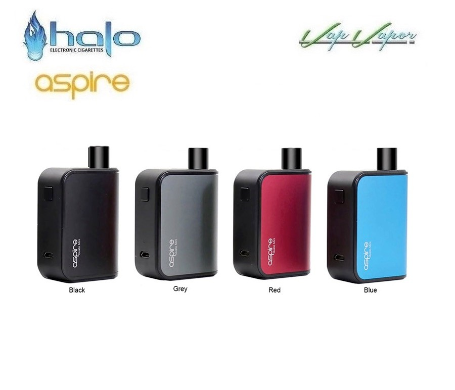 Halo Aspire Gusto Mini Kit de inicio 900ml - Ítem2