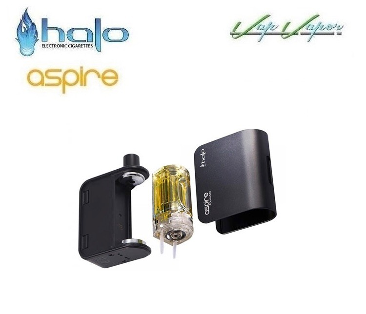 Halo Aspire Gusto Mini Kit de inicio 900ml - Ítem3