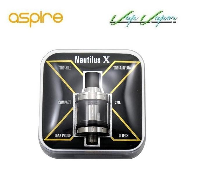 Atomizador Aspire Nautilus X - Ítem1