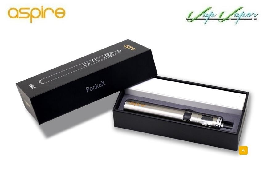 PockeX Pocket AIO Aspire 2ml 1500mah Kit Completo - Ítem3