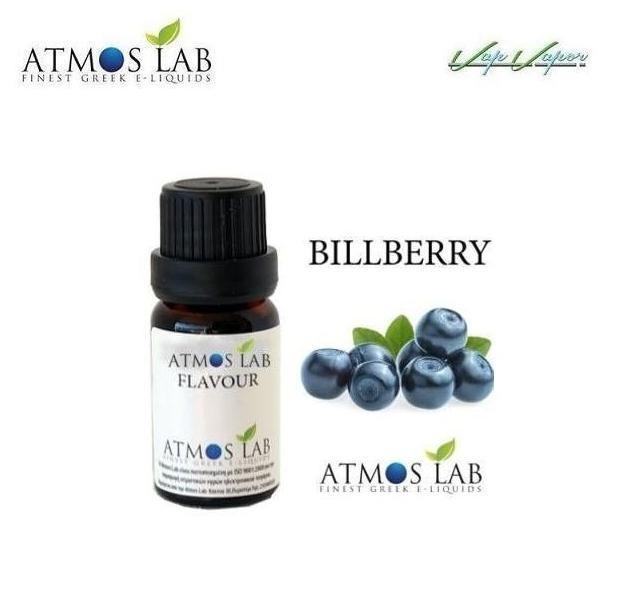 AROMA - Atmos Lab ARÁNDANO BILLBERRY10ml