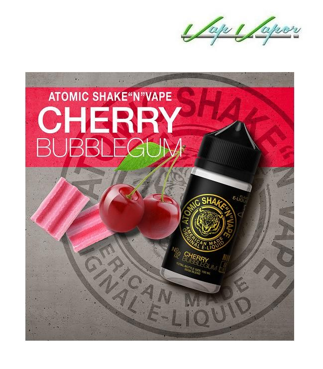 Cherry Bubblegum (Chicle de Cereza) 50%PG/50%VG Atomic 50ml (0mg)