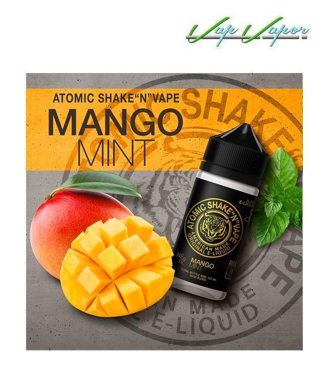 Mango Mint (Mango y Menta) Atomic 50ml (0mg)