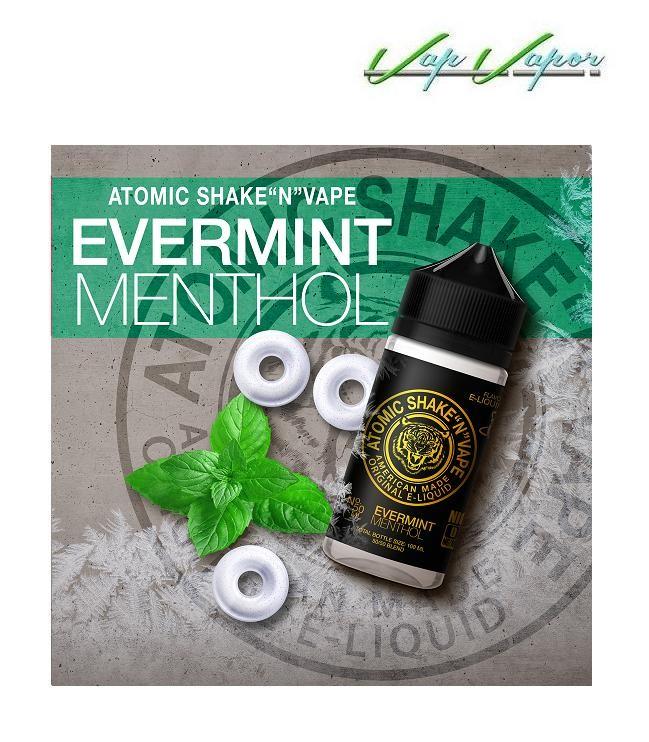 Evermint Menthol (Mentolado) Atomic 50ml (0mg)
