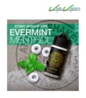 Evermint Menthol 50%PG/50%VG Atomic 50ml (0mg)