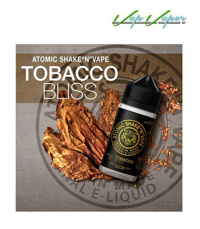 Tobacco Bliss (Suave y Dulce Tabaco) Atomic 50ml (0mg)