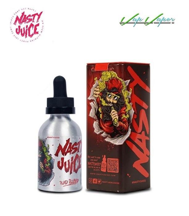 Bad Blood Nasty Juice 50ml (0mg)