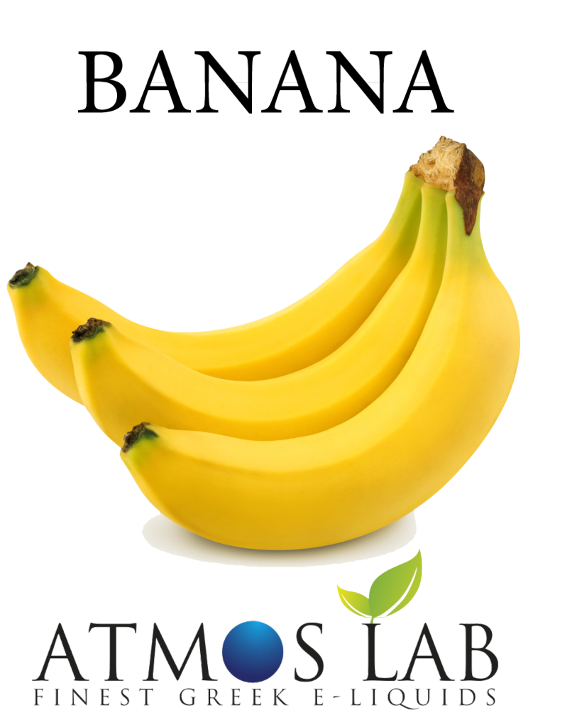 AROMA - Atmos lab - Banana / Plátano