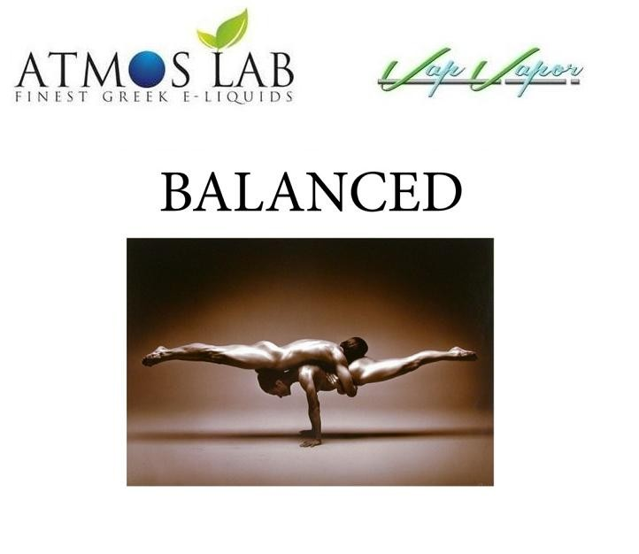 BASE 100ml/ 500ml - Atmos Lab Balanced 0mg
