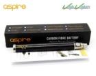 Batería Aspire CF Carbon Fibre Battery para tu cigarrillo electrónico