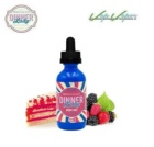 Dinner Lady Berry Tart (Tarta de Mora) 50ml - 0mg