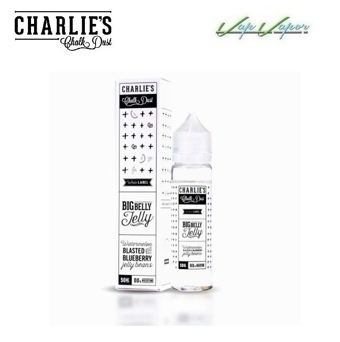 Charlies Chalk Dust Big Belly Jelly 50ml 0mg