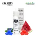 Charlies Chalk Dust Big Belly Jelly 50ml (0mg) sandía y arándanos