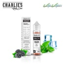 Charlies Chalk Dust Black Ice Menthol 50ml 0mg