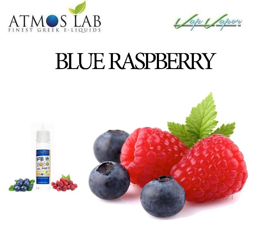 Atmos Lab - Blue Raspberry 50ml (0mg)