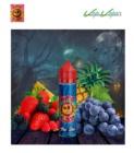 Mistiq BLOOD Blue Skin 50ml (0mg) Frutos Rojos, Piña, Uva
