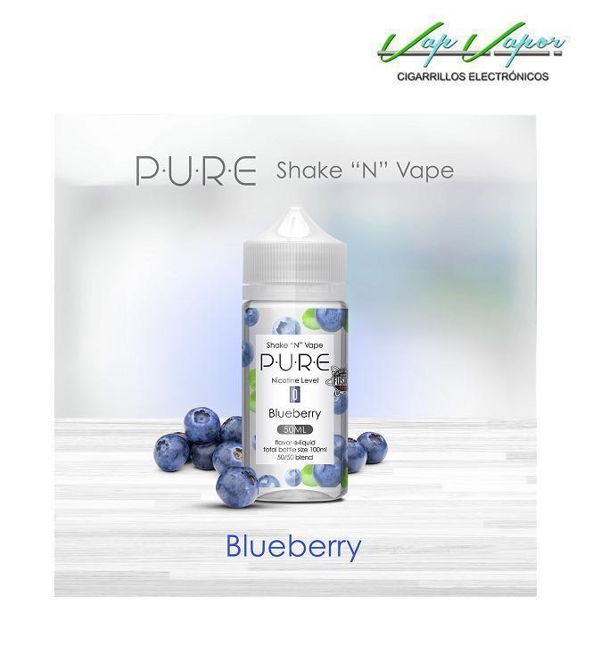 Blueberry (Arándano) 50%PG/50%VG PURE 50ml (0mg)