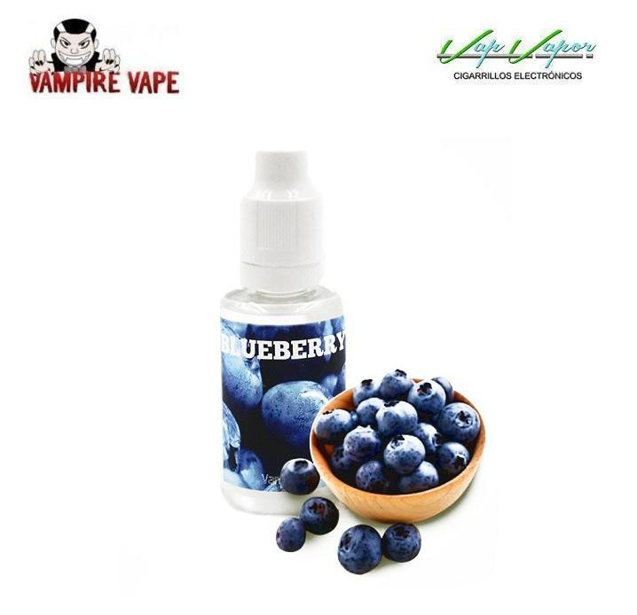 AROMA Blueberry (Arándano) Vampire Vape 30ml