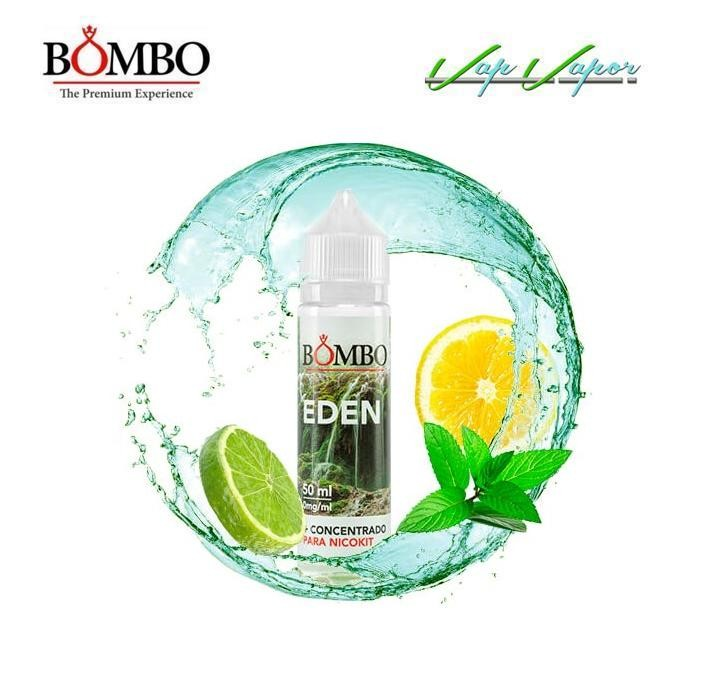 Bombo Eden 10ml / 50ml(0mg) / 60ml - Ítem1