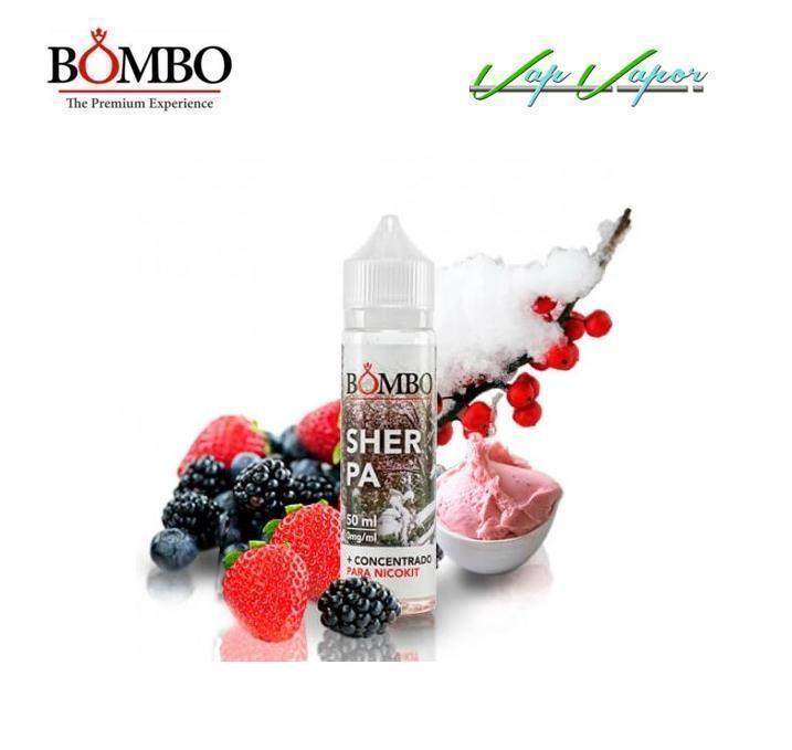 Bombo Sherpa 10ml 60ml - Item1