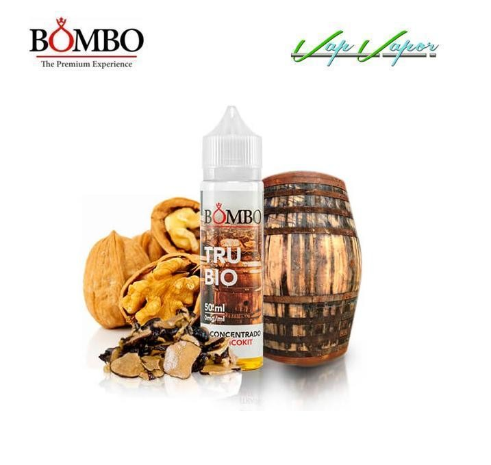 Bombo Trubio 10ml / 30ml (0mg) / 50ml (0mg) / 60ml - Ítem1