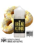 Bread King 100ml 0mg - Kings Crest