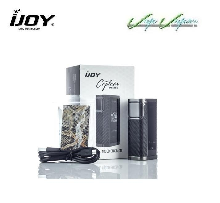iJoy Captain PD18650 225W - Ítem1